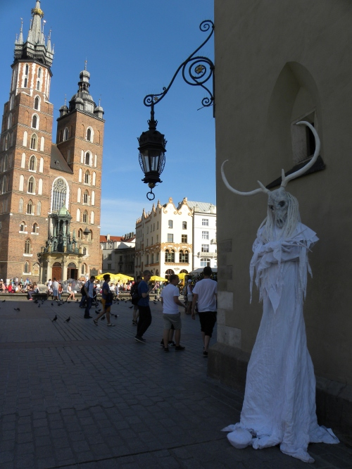 Kraków Poland June 2013 Sonya Heaney Oksana Heaney