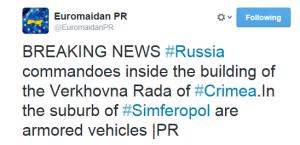27thFebruaryRussiansattackingCrimeaUkraine