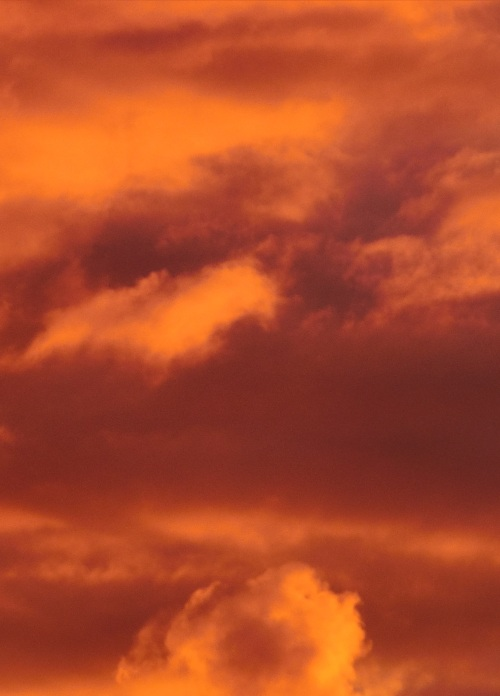 Canberra Australia Sunset 29th March 2014 Sonya Heaney - Copy