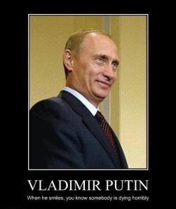 Vladimir Putin Mass Murderer