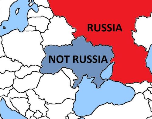 russia invades Ukraine 2014