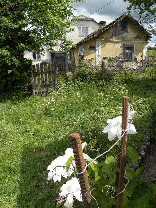 Ukrianian Village Novostavtsi Ukraine 28th May 2013 Sonya Henaey Oksana Heaney