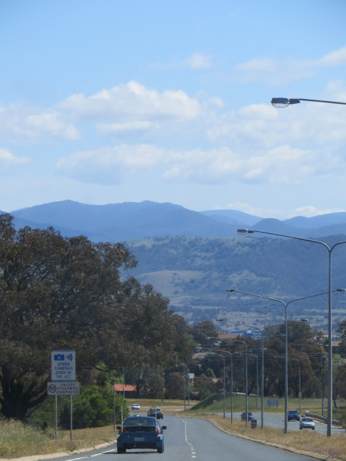 Mountains Canberra Australia 18th October 2014 Sonya Heaney 2