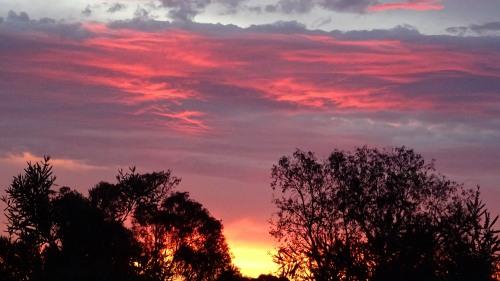 Tuggeranong Canberra Australia Sunset 24th October 2014 Sonya Heaney