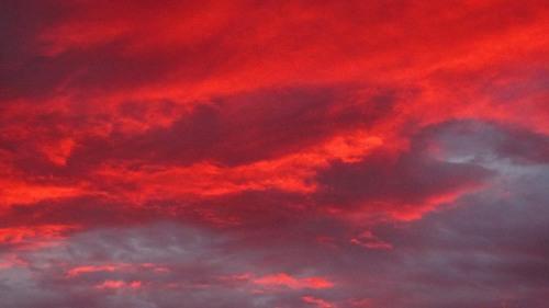 Tuggeranong Canberra Australia Sunset Spring 24th October 2014 Sonya Heaney