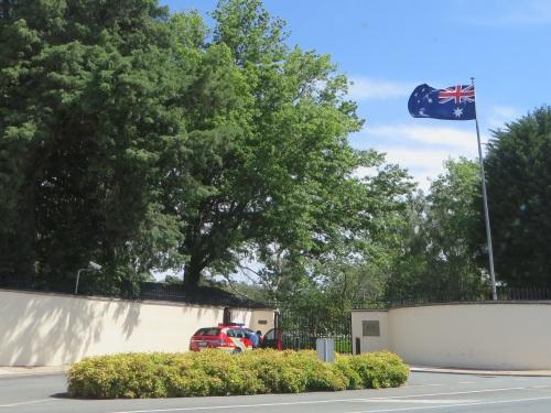 The Lodge Canberra Australia 23rd November 2014 Sonya Heaney