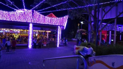 Christmas Lights Canberra Australia 20th December 2014 Sonya Heaney Oksana Heaney 4.JPG