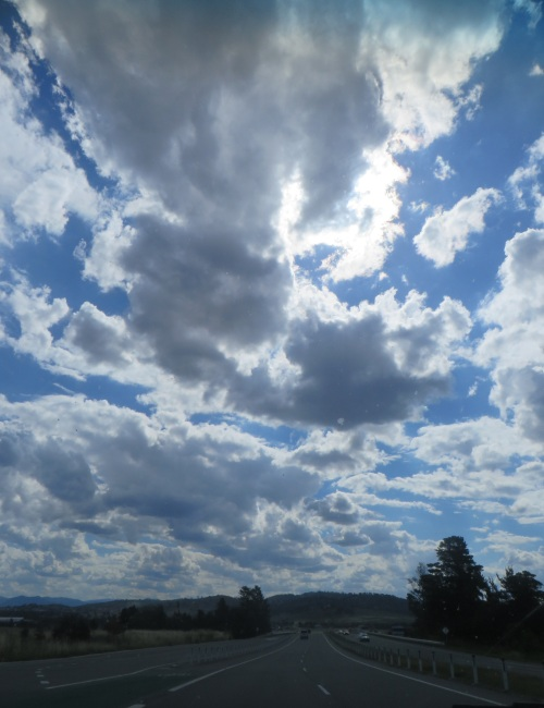 Sky Canberra Australia 28th December 2014 Sonya Heaney