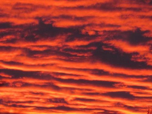 Canberra Sunset Tuggeranong Australia 30th January 2015 Sonya Heaney 1