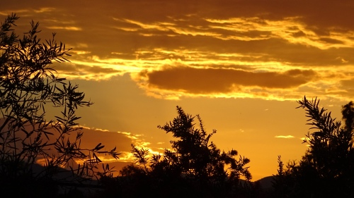 Sunset Tuggeranong Canberra Australia 22nd January 2015 Sonya Heaney 3