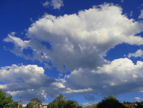 Clouds Sky Queanbeyan New South Wales near Canberra Australia 8th February 2015 Sonya Heaney