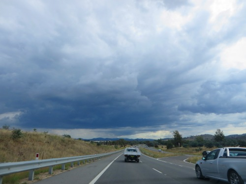 Sky Canberra Queanbeyan Australia 20th February 2015 Sonya Heaney