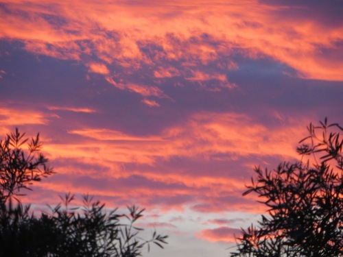 Tuggeranong Sunset Canberra Australia 19th February 2015 Sonya Heaney