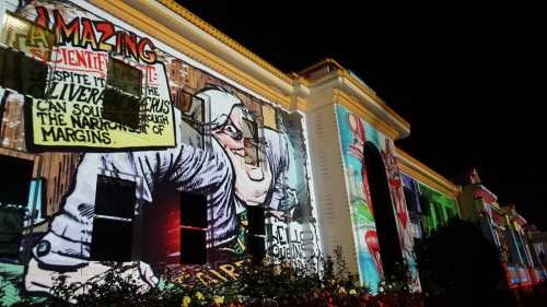 Enlighten Canberra 2015 6th March 2015 Old Parliament House Political Cartoons Sonya Heaney Oksana Heaney
