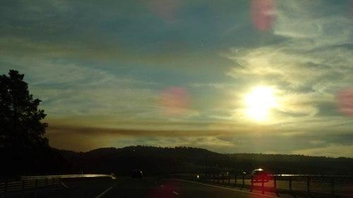 Smoke Canberra Australian Capital Territory Queanbeyan New South Wales 29th march 2015 Sonya Heaney Oksana Heaney.
