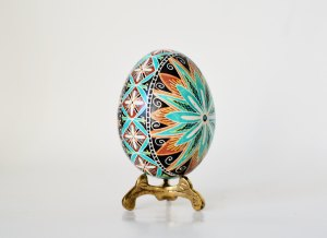 Ukrainian Easter Egg 1