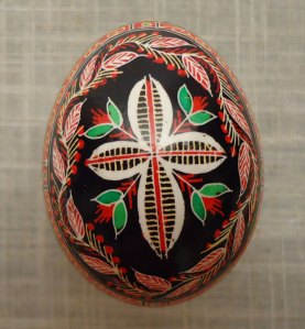 Ukrainian Easter Egg 4