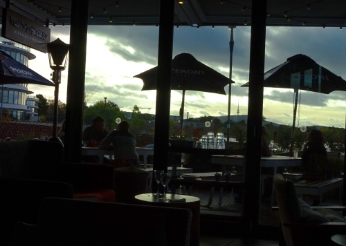 Walt and Burley Bar Cafe Canberra Austrlia Oksana Heaney 2nd May 2015