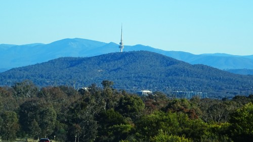 BLACK MOUNTAIN TELSTRA TOWER CANBERRA AUSTRALIA SONYA HEANEY OKSANA HEANEY 21ST JUNE 2015