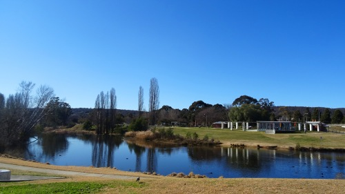 Queanbeyan River New South Wales near canberra winter 8th July 2015 Sonya Heaney Oksana Heaney Nature