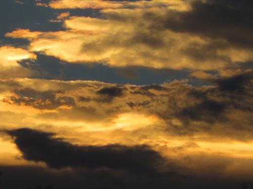 Sunset Tuggeranong Canberra Australia 23rd January 2015 Sonya Heaney Summer Nature