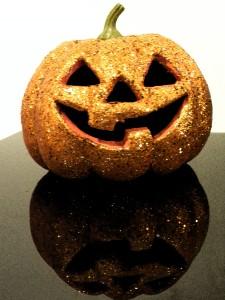 Halloween Gowrie Tuggeranong Canberra Australia Sonya Heaney Jack-o-lantern Pumpkin Orange Glitter Sparkles