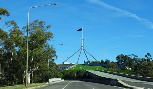 Parliament House Canberra Australia 26th March 2016 Sonya Oksana Heaney.