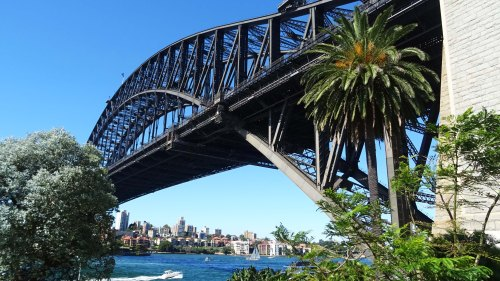 Sydney Harbour Bridge 5th March 2016 Sonya Oksana Heaney Autumn