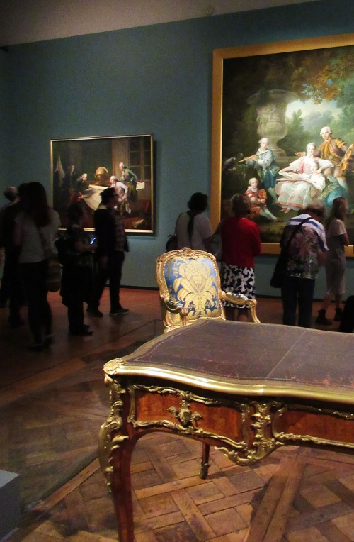 Treasures of Versailles National Gallery of Australia Canberra Sonya Heaney 8th April 2017