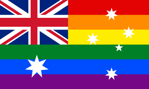 Gay Pride Gay Marriage Australia