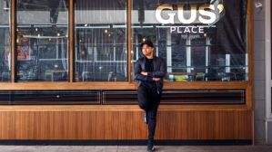 Gus' Place Restaurant Canberra Australia City Centre
