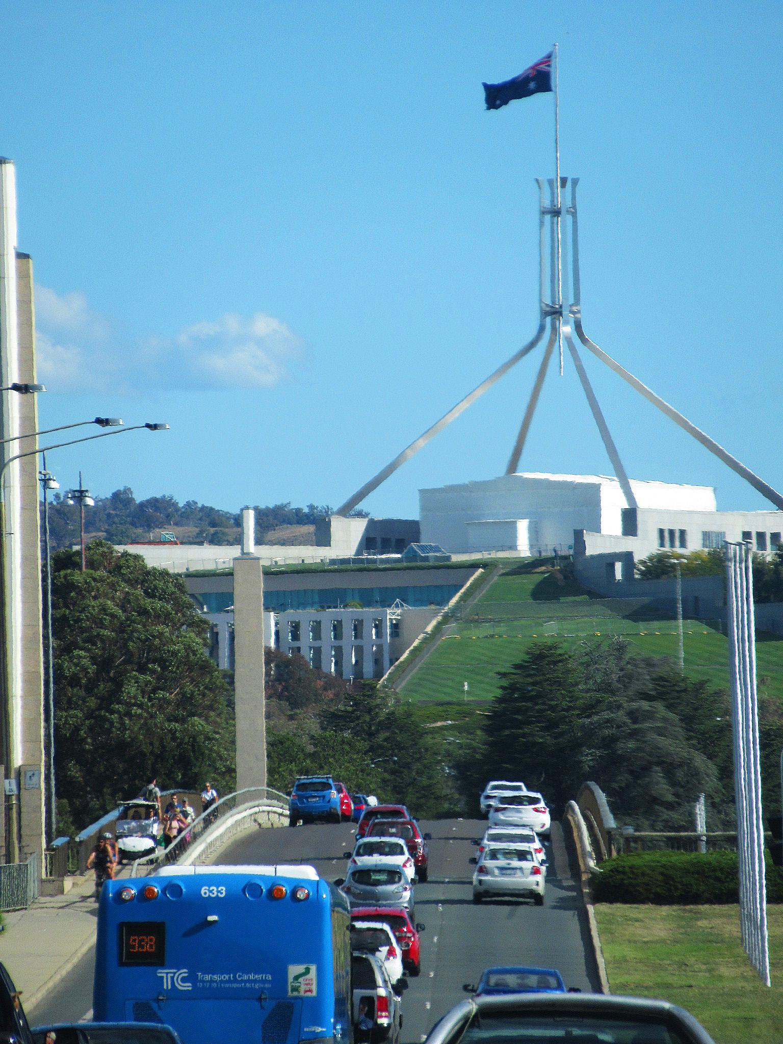 Australian Parliament – Canberra | Capital life and random
