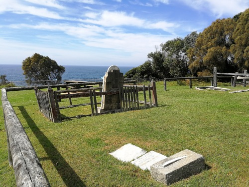 Victorian Era Cemetery New South Wales South Coast Australia Sonya Oksana Heaney 1st paril 2018.jpg