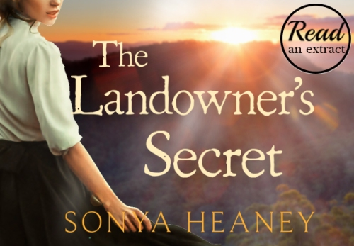 The Landowner's Secret by Sonya Heaney Exclusive Excerpt