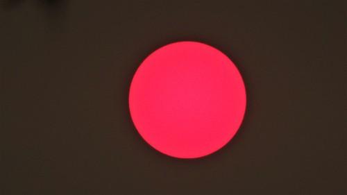 Canberra Australia Bushfire Smoke Sunset Sonya Oksana Heaney 11th January 2020