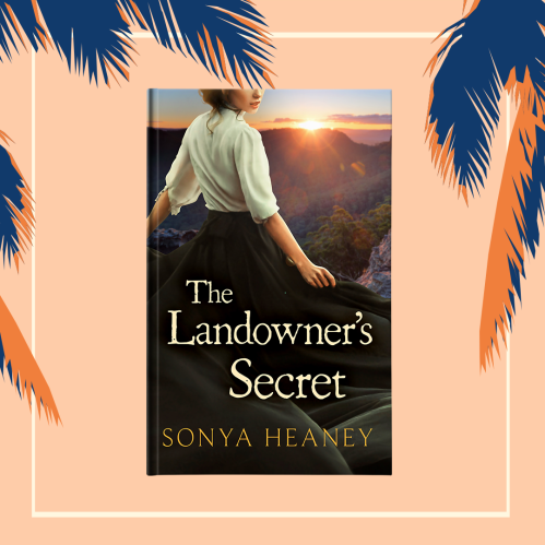 The Landowner's Secret Sonya Heaney Summer of Love Promotion