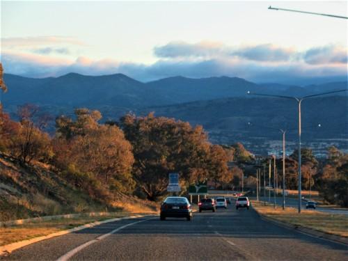 Brindabella Range Mountains Canberra Australia Sonya Heaney 4th July 2020 Nature