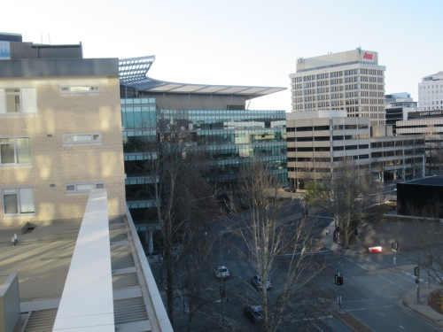 Canberra Australia Sonya Heaney 1st August 2020 Metropolitan Street City View